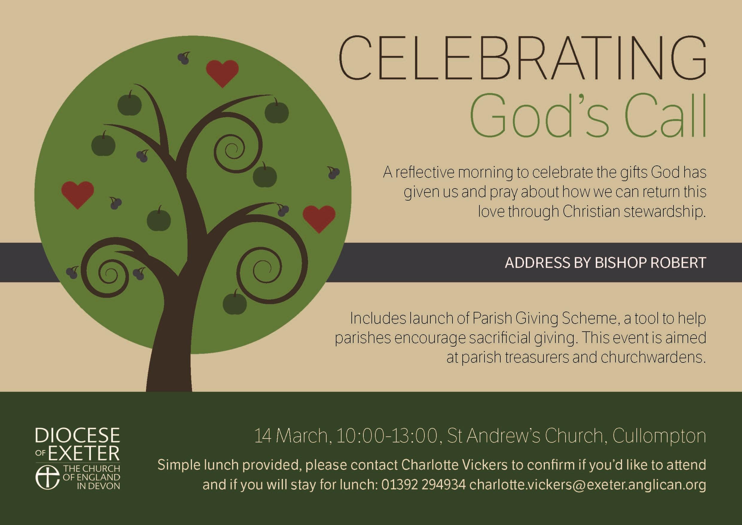 The Parish Giving Scheme