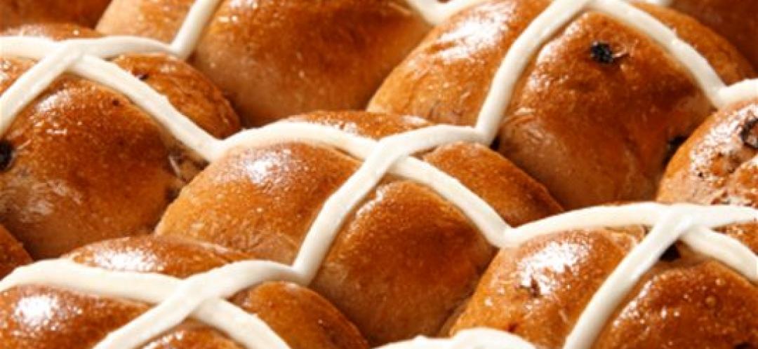 Hot Cross Buns!