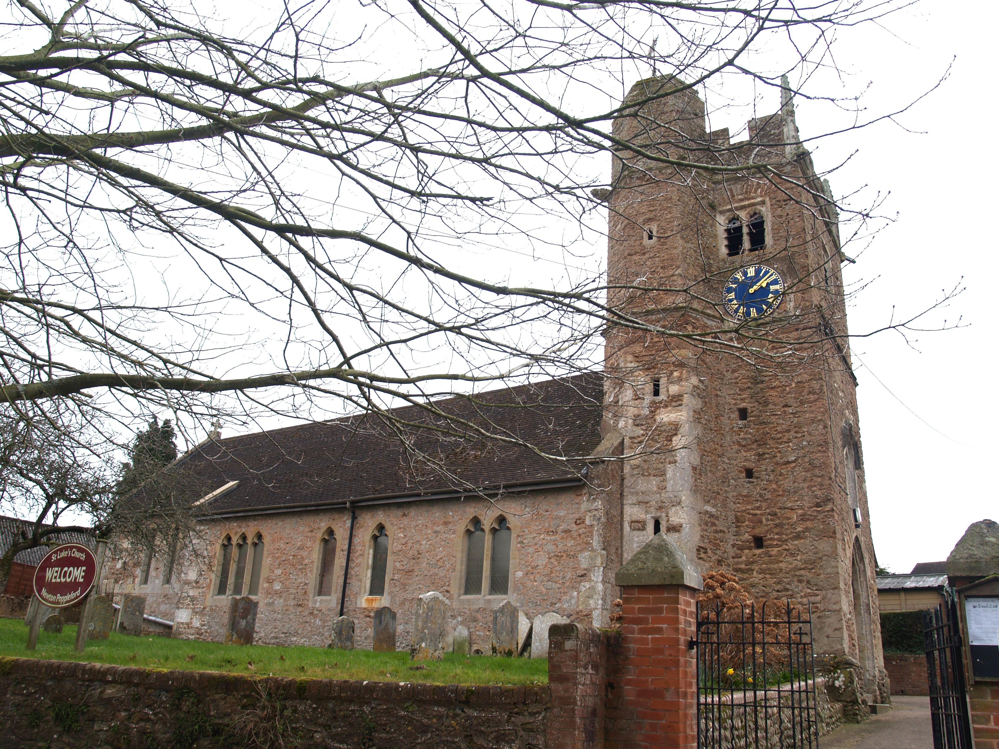 St. Luke, Newton Poppleford