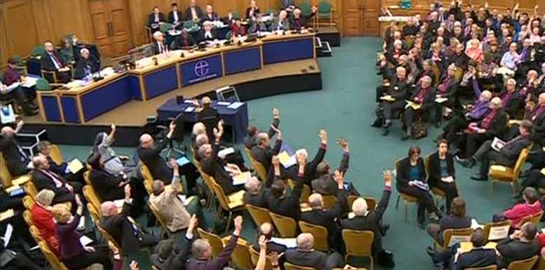 Election to General Synod